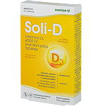 Soli - D kramtomosios tabletės N20