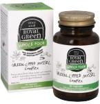 ROYAL GREEN Green - Lipped Mussel Žaliųjų midijų kompleksas kapsulės N60