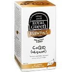 ROYAL GREEN Kofermentas Q10 Ubikvinolis 50mg kapsulės N60
