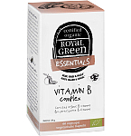 ROYAL GREEN BIO Vitaminų B kompleksas (odai, plaukams, nagams) kapsulės N60
