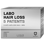 LABO HAIR LOSS 5 PATENTS vyrams N14