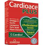 Cardioace Plus kapsulės N60