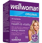 Wellwoman kapsulės N30