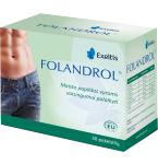 Folandrol paketėliai N30