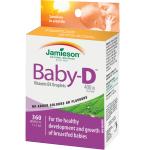 Jamieson D vitamino lašai kūdikiams 400 IU 11.4ml