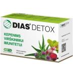 Dias detox kapsulės N60