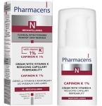 Pharmaceris N Capinon K 1% kremas su vitaminu K 30ml