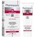 Pharmaceris N Vita - Capilaril drėkinamasis ir stiprinamasis kremas 50ml