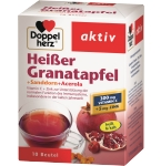 DOPPELHERZ aktiv Heisser Granatapfel (Hot Pomegranate) N10