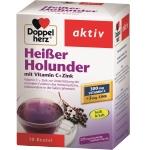 DOPPELHERZ aktiv Heisse Holunder (Hot Elderberry) N10