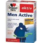DOPPELHERZ aktiv Men Active kapsulės N30