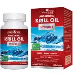 Natures Aid Krill Oil SuperbaKrill 500mg kapsulės N60