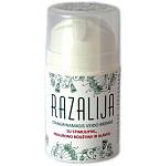 Razalija kremas veidui stangrinamasis su StimulHyal, hialurono rūgštimi ir alaviju 50ml