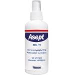 Asept išorinis odos purškalas 100ml