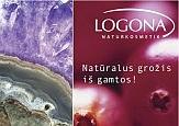 Natūralios dekoratyvinės kosmetikos žvaigždė - Logona!