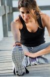 Gydytojas perspėjo sportuojančius: sportuoti internetu – sveika, ieškoti jame patarimų – ne